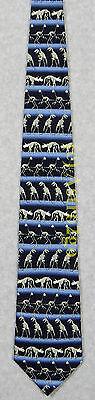 DINOSAUR BONES SKELETONS T REX JURASSIC Museum Artifacts Silk Necktie NEW! for sale  Philadelphia