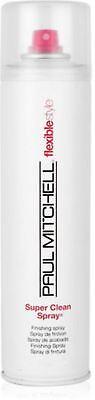 Super Clean Finishing Spray (Paul Mitchell Super Clean Finishing Spray, 3.5 oz (Pack of)