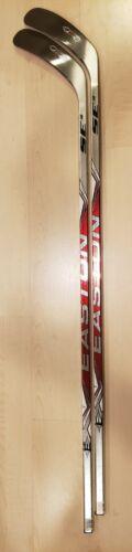 New & Rare  - (2) Easton SE16 Gr Int.Sakic 65 RH Handed Hockey Sticks