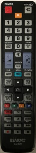 New Samsung Tv Dvd-player Universal Remote By Usarmt - No Programming Needed