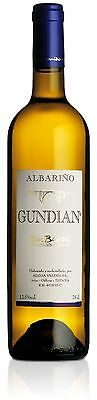 Estuche de 2 botellas de Albariño Gundian 75 Cl. 100% Albariño