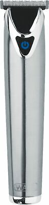 Wahl - Lithium Ion +Beard Trimmer - Stainless Steel