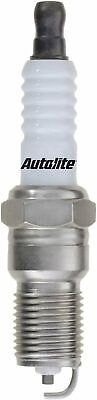 4x Autolite Copper Core Spark Plugs Resistor Tapered Seat 14mm x 1.25 Thread 606