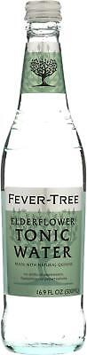 FEVER-TREE-COCKTAIL MIXER, ELDERFLOWER TONIC(8-16.9 - Elderflower Cocktail