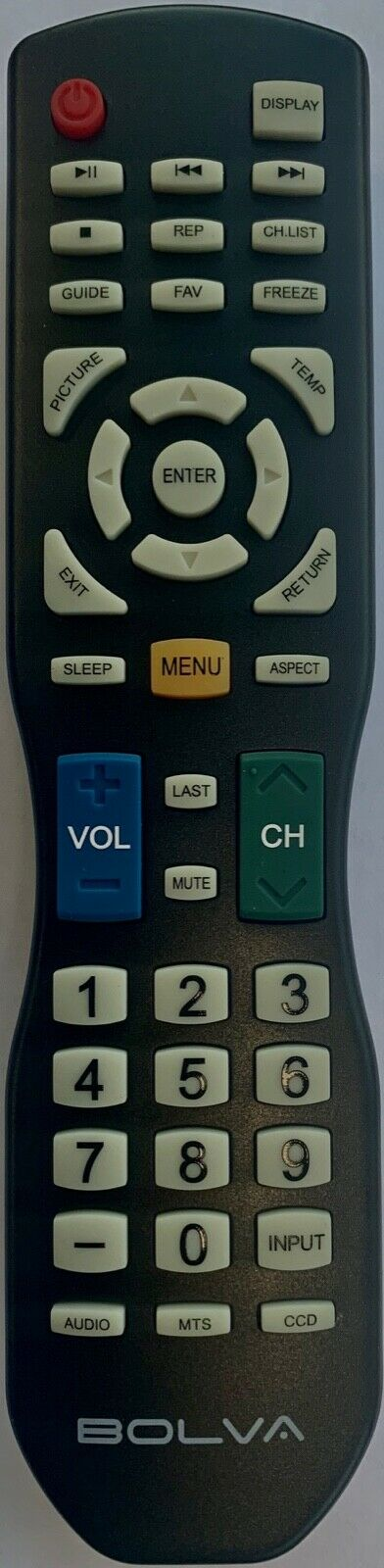 new tv remote ld200 for 40bl00h7 49bl00h7