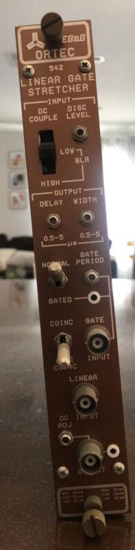 ORTEC 542 LINEAR GATE STRETCHER