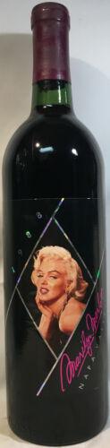 1988 Marilyn Merlot Monroe Napa Valley Red Wine Nova Wines  750 ml DISCOUNTED!!
