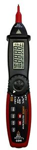 Dawson DDM350 Pen-Type Auto Ranging Digital Multimeter with True RMS (T-RMS)