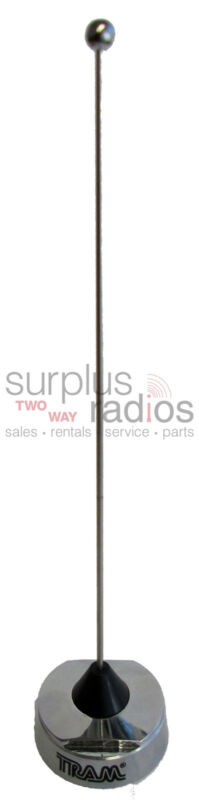 VHF 1/4 NMO Pre Tuned 150-162MHZ Vehicle Antenna Motorola Kenwood Vertex Icom