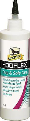 Absorbine Hooflex Frog & Sole Care Strahlpflege - 355 ml (€ 58,31/l) - H&H Celle