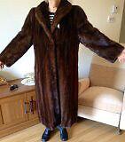 NOUVEAU PRIX: Manteau d'hiver fourrure-vison