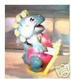 """""""Dapsy Dino Family"""" 1997 Mamma Fanny Fitness m. BPZ"""