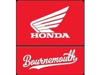 Motorcycle Technician needed for a busy Honda motorcycle dealership.