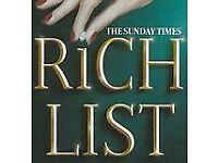 Sunday Times Rich List 2018