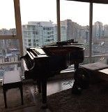 Piano teacher in Downtown Vancouver