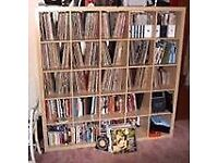 RECORDS WANTED! CASH PAID collections Rock, reggae, soul, jazz, funk, hip hop, indie, punk vinyl