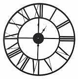 *HOT RIGHT NOW* Industrial Metal Wall Clock