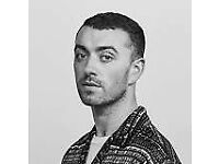Sam Smith Tickets Friday 23rd March 2 tickets