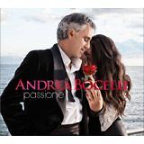 ANDREA BOCELLI - PASSIONE CD ALBUM (NEW RELEASE FOR 2013)