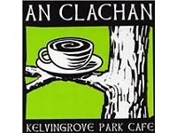 Cook/all-rounder An Clachan Cafe