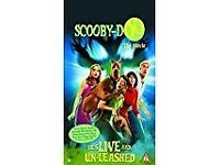 VHS Scooby-Doo - The Movie