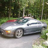 2003 Mitsubishi Eclipse GTS Coupe 3.0L V6 (2 door)original owner