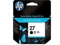 Original HP 27 Black Original Ink Cartridge (C8727AE) half price 1 only
