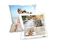 personlised valentines & mothers day cushion & cover