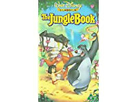 VHS The Jungle Book