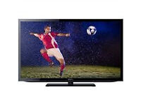 """SONY BRAVIA LED 3D HD ULTRA-SLIM 46"""" TELEVISION AND BOSE SURROUND SOUND SYSTEM. LITTLE USED."""