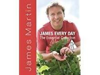 James Martin Cookbook. James Every Day: The Essential Collection