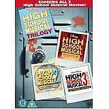 High School Musical DVD Set