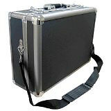 Zeikos Deluxe Hard Shell Case With Extra Padding For camera & Eq