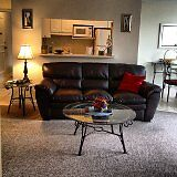 Executive/Furnished Main West 2 Bdrm Condo Avail May 1'