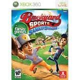 Jeu ** Backyard Sports Sandlot Sluggers **  XBOX 360