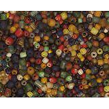 Indonesian Glass Tradewind Beads - Bag of 600+ Pcs