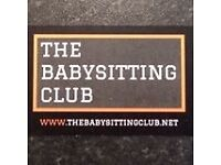 The Babysitting Club can help you!