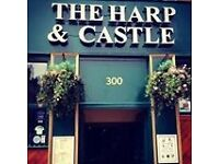 Bar Staff required for busy Leith bar, minimum 2 shifts (14-16hrs)