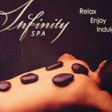 INFINITI SPA 45 MINUTE MASSAGE GIFT CERTIFICATE--NEVER EXPIRES