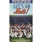 New York Mets VHS