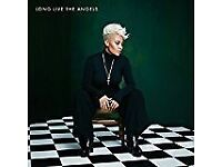 Emeli Sande, Genting Arena, Birmingham, Wed 25th Oct, 2x Front Block tickets for sale
