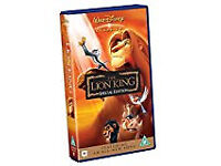 VHS The Lion King