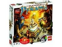 LEGO Games 3843 Ramses Pyramid - Boxed & Unopened - Great Christmas gift