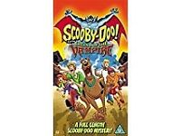 VHS Scooby-Doo And The Legend Of The Vampire Rock