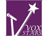 Singing Lessons and Performance Coaching at Vox Stars Studio-Edinburgh