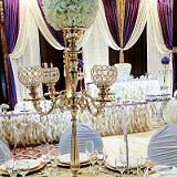 Gold Candlebra's for Rent 17.00 Oakville / Halton Region Toronto (GTA) image 1