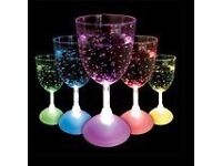 NEW Colour Changing Wine Glass