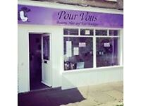 Beauty Therapist - Pour Vous, Coventry