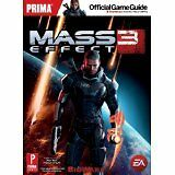 (2) Prima Official Game Guide for Mass Effect 3 (mind condition)