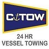C-Tow Marine Assistance The auto club of the sea